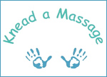 Knead a Massage logo